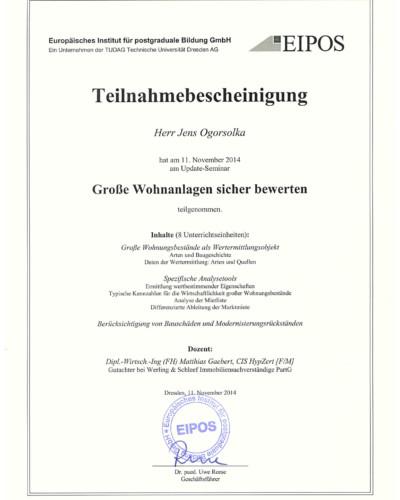 EIPOS-TB-Wohnanlagen